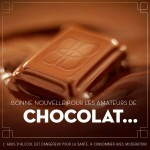 Bonne nouvelle pour les gourmandes de chocolat ! {concours}