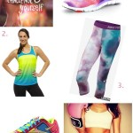 The look : fluo training
