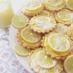 {Diet} La tartelette au citron