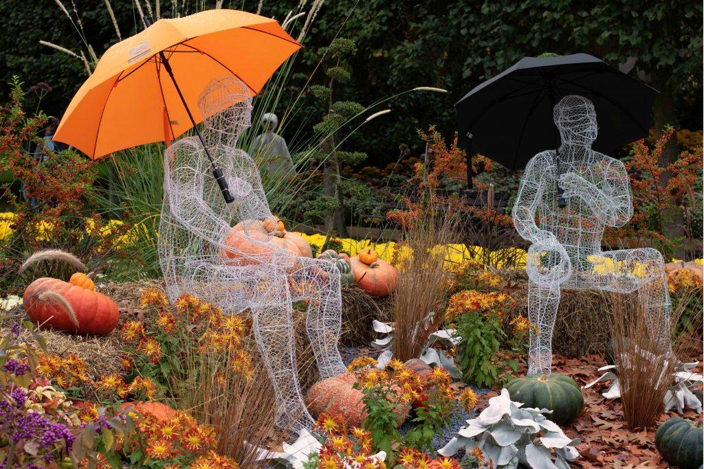 Halloween Au Jardin Des Plantes De Rouen